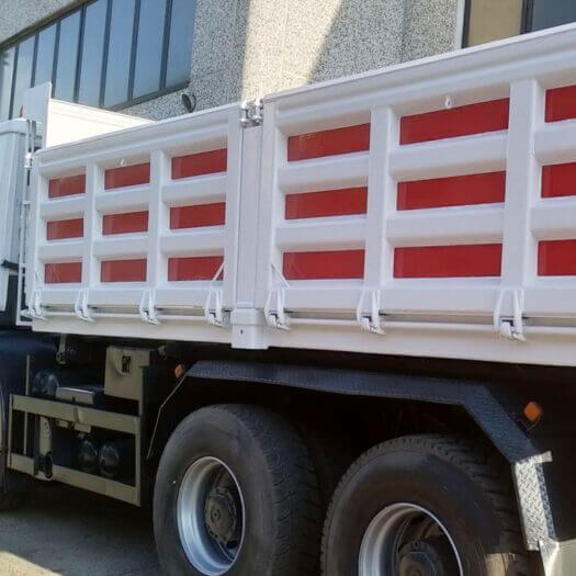 Restauro carrozzerie Camion Schio Vicenza