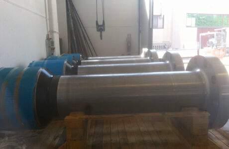 Verniciature macchinari industriali Schio