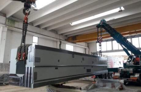 Verniciature macchine industriali a Schio